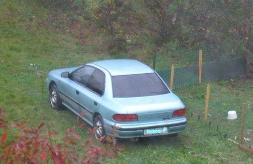 Subaru Impreza 1993 - отзыв владельца