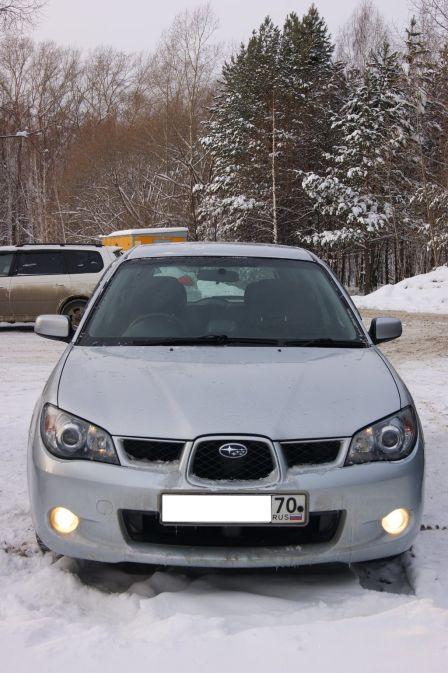 Subaru Impreza 2005 - отзыв владельца