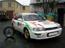 Subaru Impreza WRX, 1996