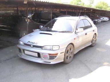 Subaru Impreza WRX, 1994