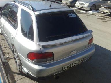 Subaru Impreza WRX, 1997