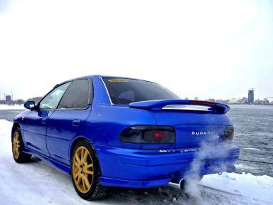 Subaru Impreza WRX, 1995