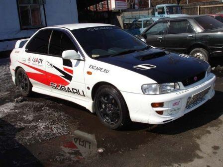 Subaru Impreza WRX 1998 - отзыв владельца