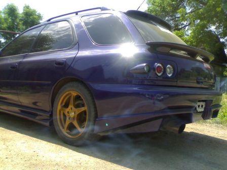 Subaru Impreza WRX 1994 - отзыв владельца