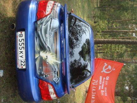 Subaru Impreza WRX 2004 - отзыв владельца