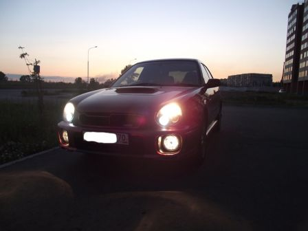 Subaru Impreza WRX  - отзыв владельца