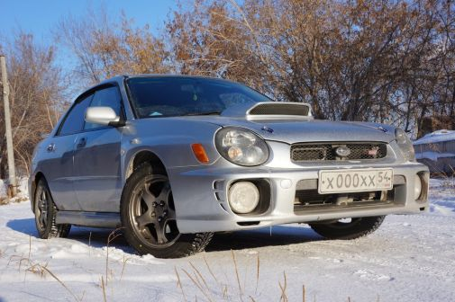 Subaru Impreza WRX 2000 - отзыв владельца