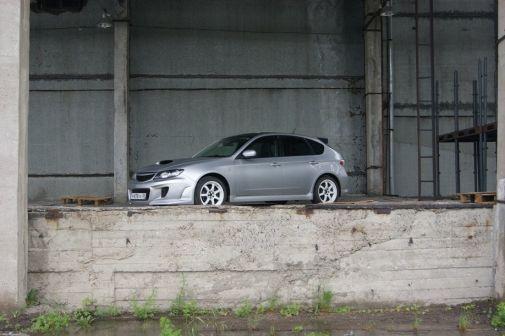 Subaru Impreza WRX 2007 - отзыв владельца