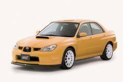 Subaru Impreza WRX STI, 2006