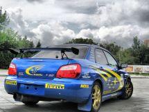 Subaru Impreza WRX STI, 2002