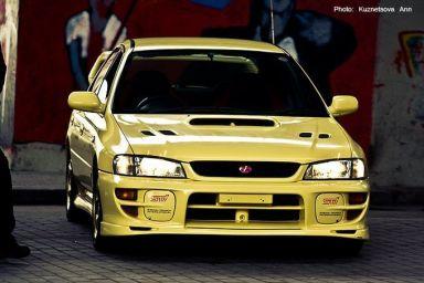 Subaru Impreza WRX STI, 1999