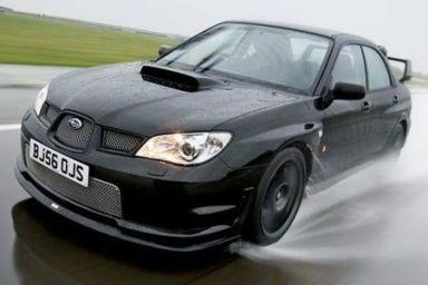 Subaru Impreza WRX STI, 2003
