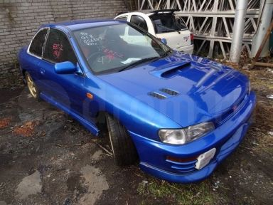 Subaru Impreza WRX STI, 1997
