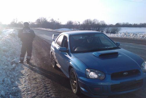 Subaru Impreza WRX STI 2004 - отзыв владельца