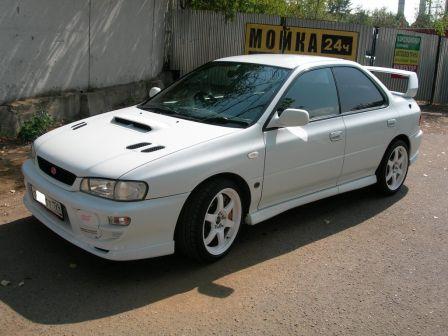 Subaru Impreza WRX STI 1999 - отзыв владельца