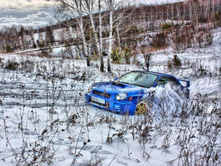 Subaru Impreza WRX STI 2001 - отзыв владельца