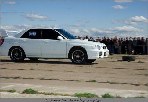 Subaru Impreza WRX STI 2002 - отзыв владельца