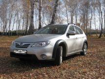 Subaru Impreza XV, 2010