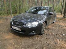 Subaru Legacy 2008 отзыв владельца   Дата публикации: 01.10.2010