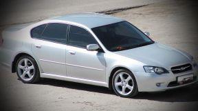 Subaru Legacy 2005 отзыв автора | Дата публикации 14.06.2013.