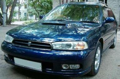 Subaru Legacy 1997 отзыв автора | Дата публикации 28.09.2006.