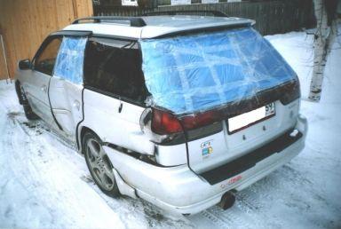 Subaru Legacy 1997 отзыв автора | Дата публикации 22.10.2006.