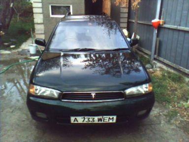Subaru Legacy 1997 отзыв автора | Дата публикации 16.02.2007.