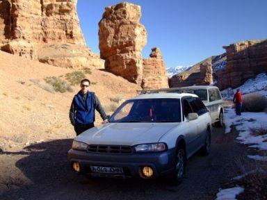 Subaru Legacy 1997 отзыв автора | Дата публикации 23.11.2007.
