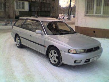 Subaru Legacy, 1996