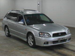 Subaru Legacy, 2002