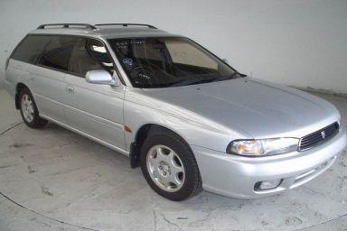 Subaru Legacy 1997 отзыв автора | Дата публикации 22.02.2008.