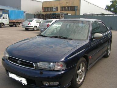 Subaru Legacy, 1998