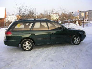 Subaru Legacy, 1995