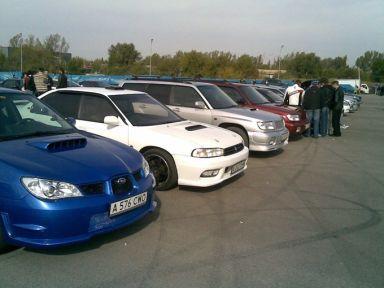 Subaru Legacy 1997 отзыв автора | Дата публикации 06.05.2009.