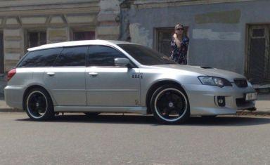 Subaru Legacy 2003 отзыв автора | Дата публикации 08.05.2009.