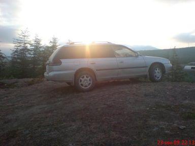 Subaru Legacy 1997 отзыв автора | Дата публикации 08.08.2009.