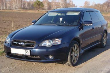 Subaru Legacy 2003 отзыв автора | Дата публикации 07.10.2009.