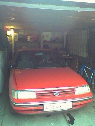 Subaru Legacy 1991 отзыв автора | Дата публикации 11.10.2009.