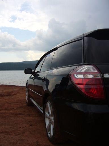 Subaru Legacy, 2006