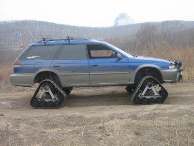 Subaru Legacy 1997 отзыв автора | Дата публикации 04.03.2011.