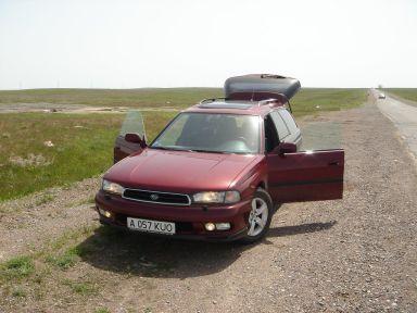 Subaru Legacy 1997 отзыв автора | Дата публикации 09.05.2011.