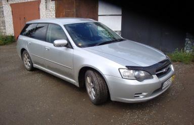 Subaru Legacy 2003 отзыв автора | Дата публикации 19.08.2011.