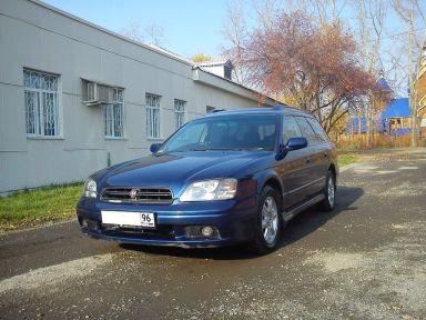 Subaru Legacy 2000 отзыв автора | Дата публикации 19.10.2011.