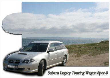 Subaru Legacy 2003 отзыв автора | Дата публикации 21.11.2011.