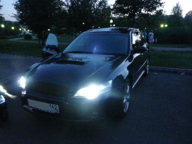 Subaru Legacy, 2004