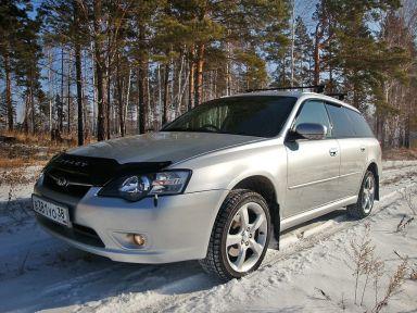Subaru Legacy 2003 отзыв автора | Дата публикации 28.01.2012.