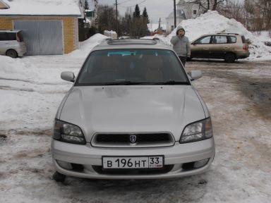Subaru Legacy 2000 отзыв автора | Дата публикации 16.03.2012.