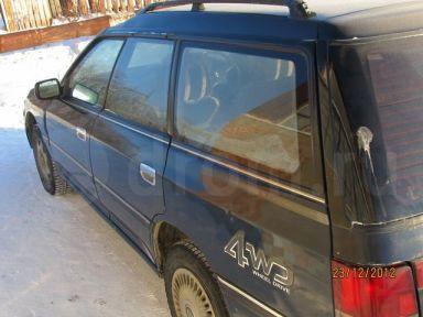 Subaru Legacy 1989 отзыв автора | Дата публикации 07.01.2013.