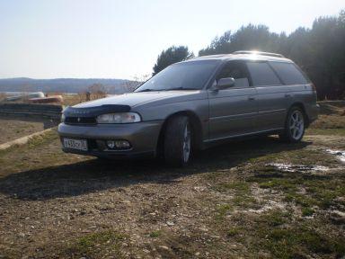 Subaru Legacy 1997 отзыв автора | Дата публикации 18.04.2013.