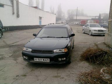 Subaru Legacy 1997 отзыв автора | Дата публикации 16.05.2013.